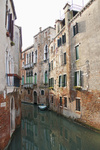Widman river located at Venice, Italy