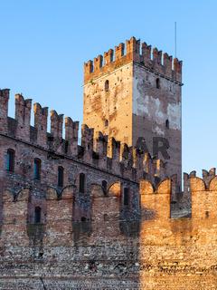 Castelvecchio (Scaliger) Castel in Verona