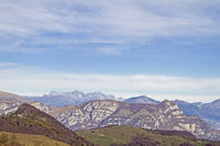 View from the Monti Lessini