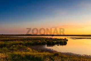 North German moor area