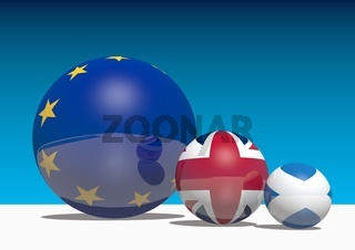 Great Britain and European Union relationships