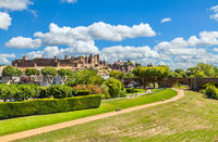 Castle of Carcassonne, France