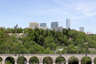 Luxemburg Stadt 002. Luxemburg