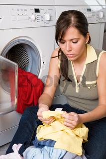 Waschanleitung lesen