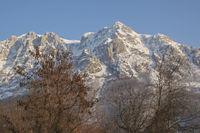 Bove summit in the Monti Sibillini