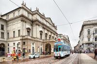La Scala opera theatre