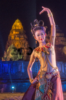 THAILAND ISAN PHIMAI SOUND AND LIGHT SHOW