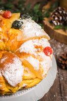 Bolo do Rei or King's Cake