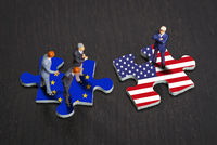Relations between Europe and the USA