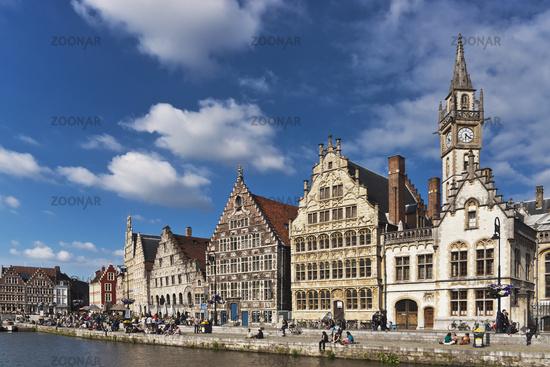Graslei, Gent | Graslei Ghent