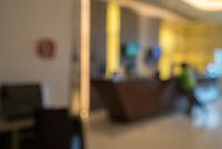 Hotel Blurred background