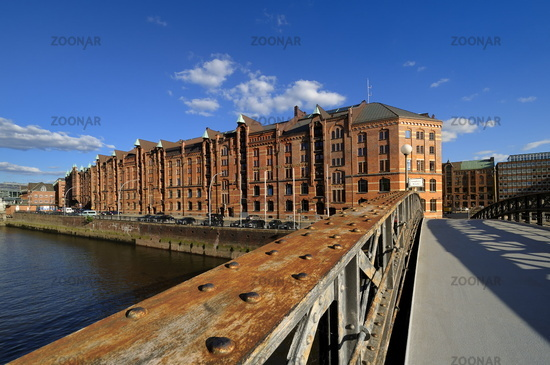 Hamburg, Germany, Historic Warehouse District