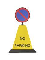 No parking cone