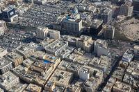 Dubai Stadtteil Jumeirah Luftaufnahme Luftbild