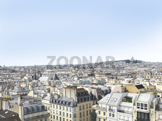 Paris Panorama HDR