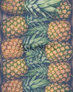 Fresh Market Pineapples