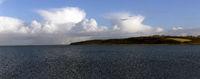 Lemvig, Denmark coastline panorama