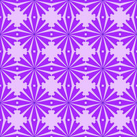 Seamless pattern with flowers ornament