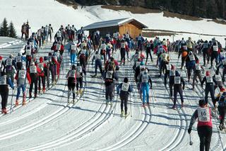 cross country ski group