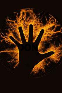 Blitzhand