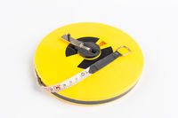 measure tape isolated