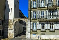Stadttor Porte Sainte Marie an der Grand Rue