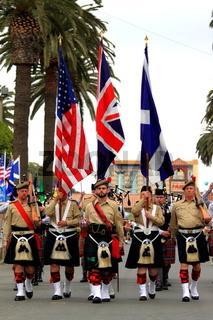Seaside Highland Games