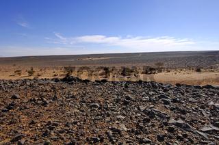 Wüstenlandschaft, Libyen