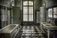 lost bathroom