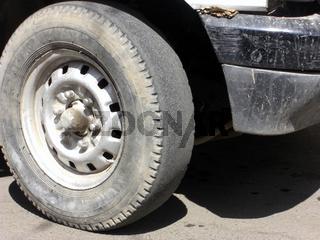 Profilloser Reifen