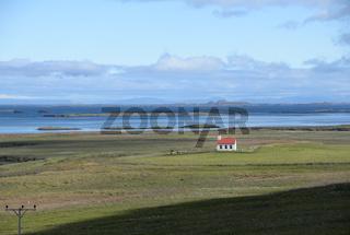 Kapelle am Breidafjördur, Island