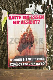 tierrechtsorganisation PETA,werden sie vegetarier