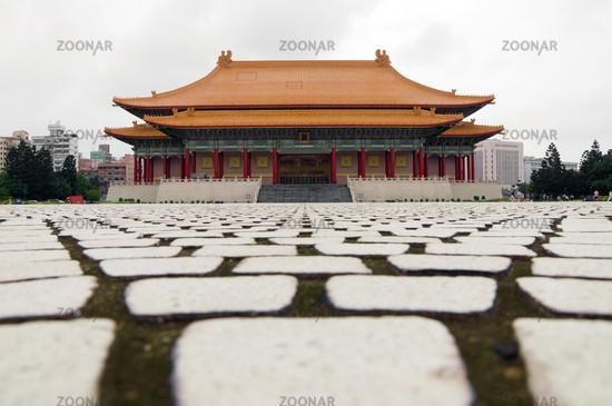 Platz und Palast, Taipei