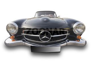 Oldtimer, Mercedes 190 SL - Oldtimer, Mercedes 190 SL