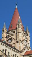 Wien - Franz-von-Assisi-Kirche, Mexikokirche