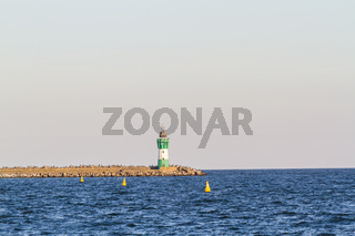 Hafenanlage Mukran Ostsee