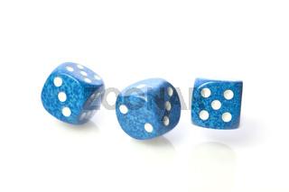 Blue Dice2