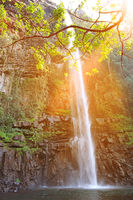 Lone Creek fall at Panorama route in South Africa