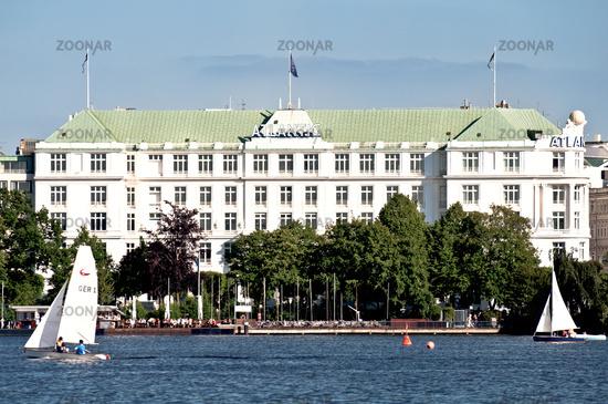 Hamburg, Germany, Atlantic Hotel