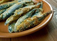 Finnish  Fried whitefish