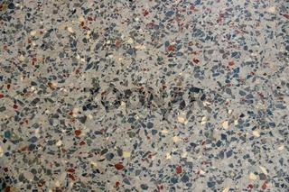 Granitfußboden