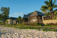 amazing bungalow at Mauritius