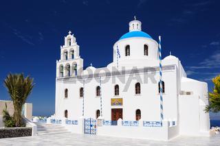 Church of Panagia, Oia, Santorini