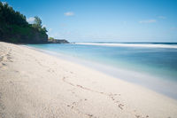 Beautiful Gris Gris sandy beach