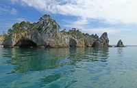 Ile Vierge, Brittany, France