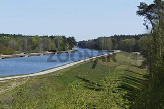 Oder-Havel-Kanal bei Marienwerder
