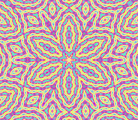 Background with abstract color pattern