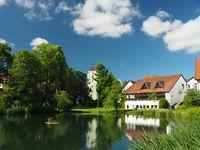 Isny im Allgäu - Bremer Weiher (pond)