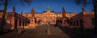 Rastatt Schloss, Baden, Germany