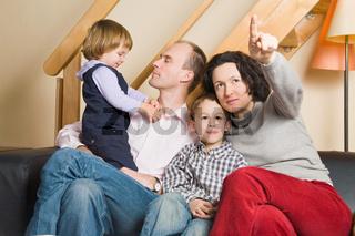 Leben mit Kindern